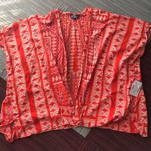 Angie Macy's kimono sz 2x NWT